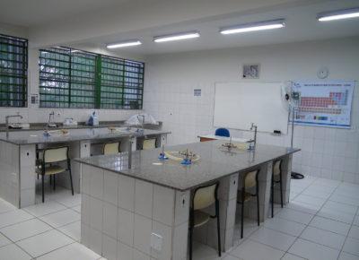 Laboratório de Química II