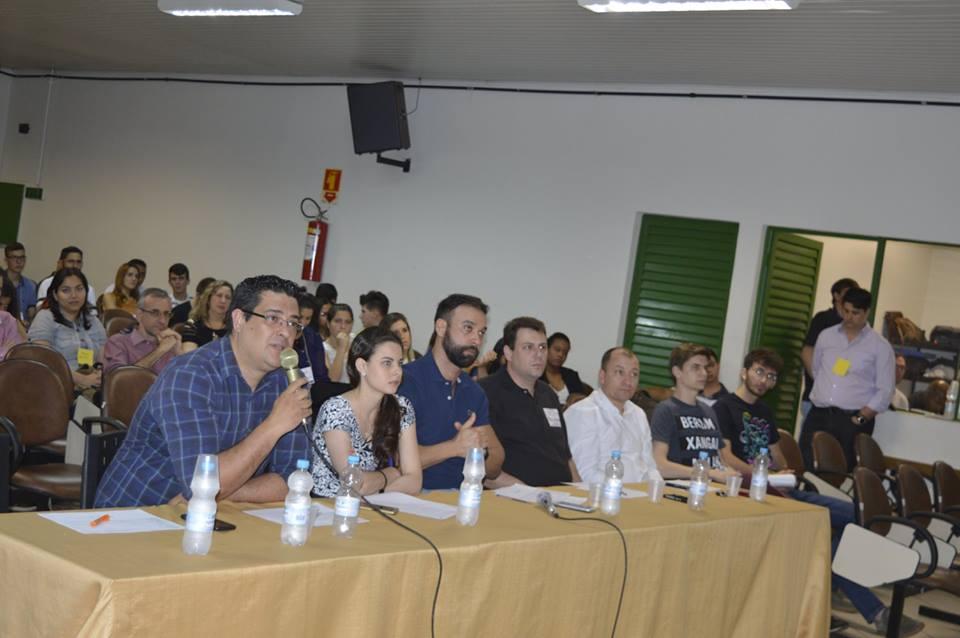 Banca de jurados: Iglá Generoso, Thais Casagrande, Marcio Montemor, Gustavo Gabriel e Aristeu Silva